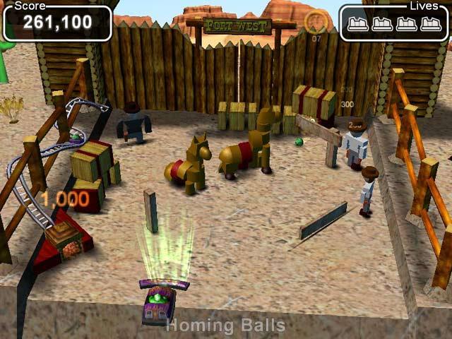 Adventure Ball Screenshot 1