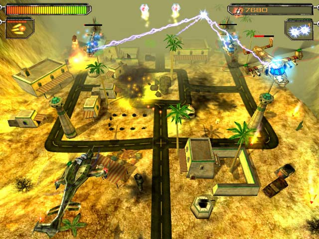 Air Strike 2 Screenshot 1