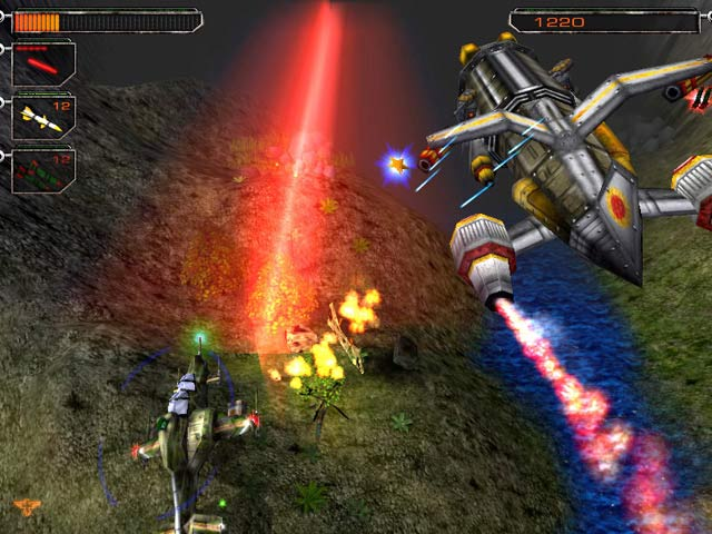 Air Strike 2 Screenshot 4