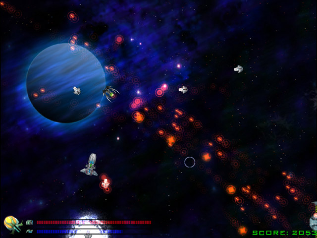 Alien Defense Screenshot 2