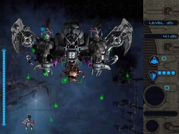 Alien Sky Screenshot 3