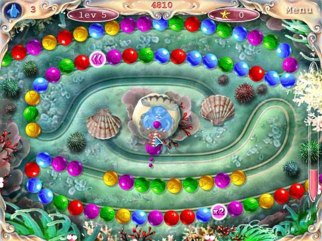 Aqua Pearls Screenshot 4
