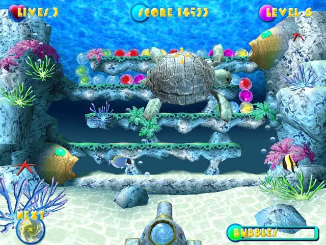 Aqua Pop Screenshot 4