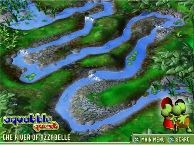 Aquabble Quest Screenshot 2
