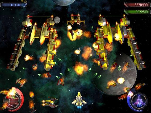 AstroAvenger Screenshot 2