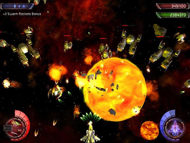 AstroAvenger Screenshot 4