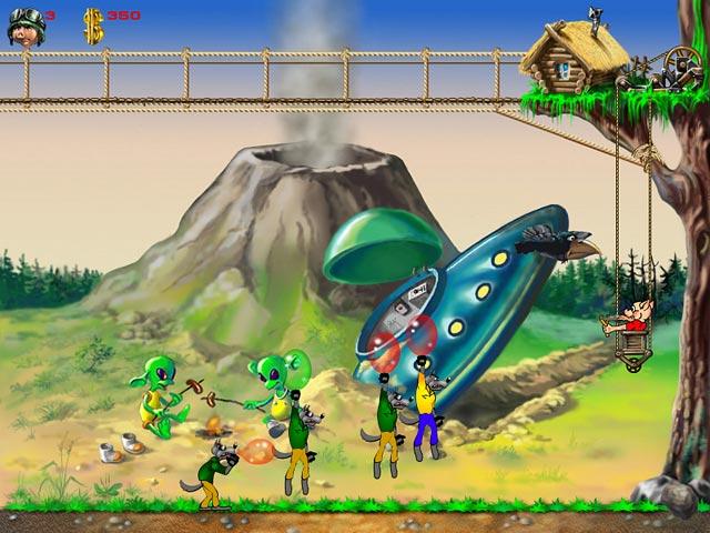 Brave Piglet Screenshot 2