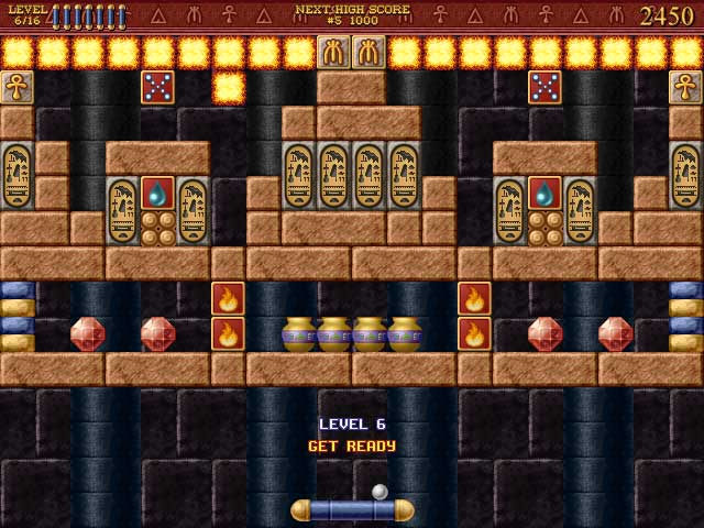 Bricks of Egypt Screenshot 1
