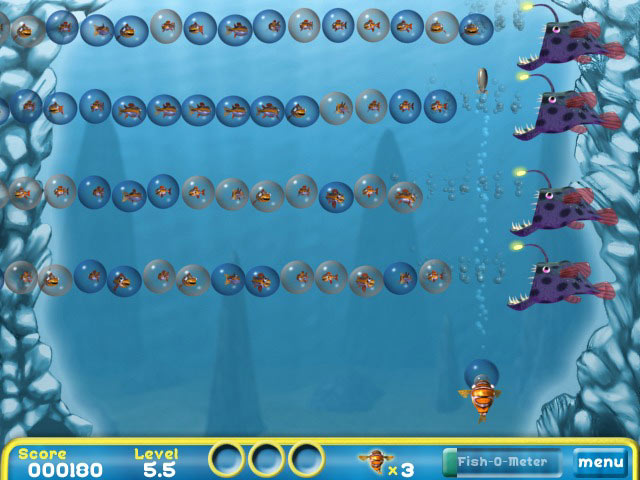 Bubblefish Bob Screenshot 2