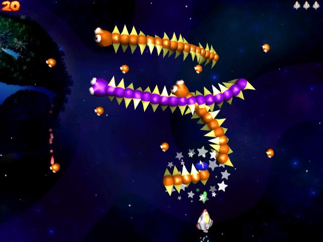 Bugatron Worlds Screenshot 1