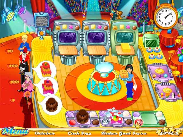 Cake Mania Screenshot 1