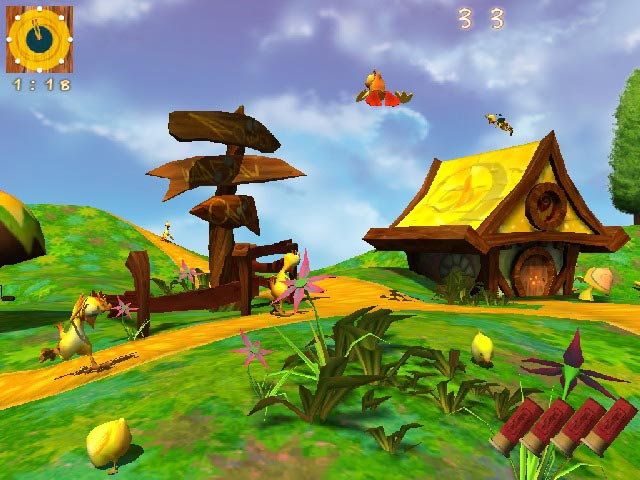 Chicken Village Screenshot 2