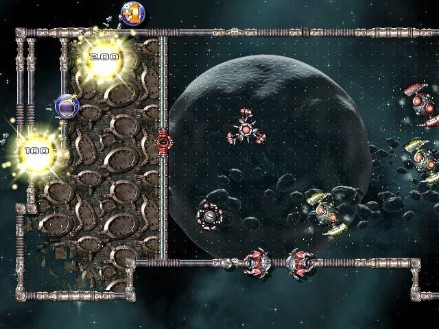 Cosmic Bugs Screenshot 4
