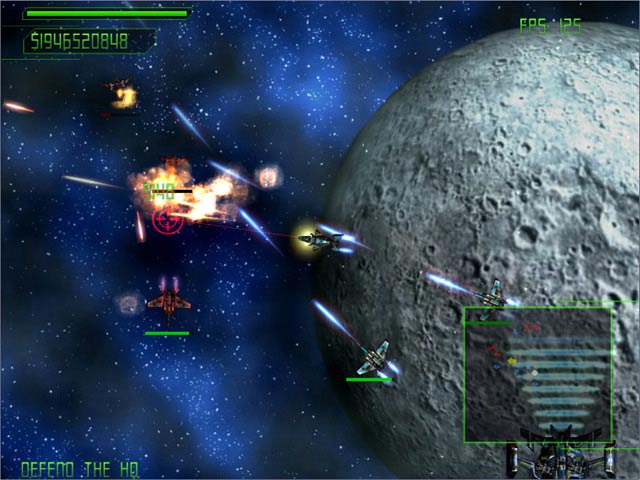 Desperate Space Screenshot 1