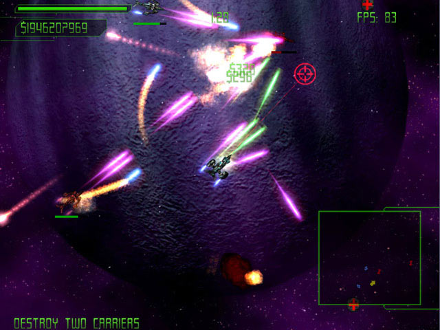 Desperate Space Screenshot 3