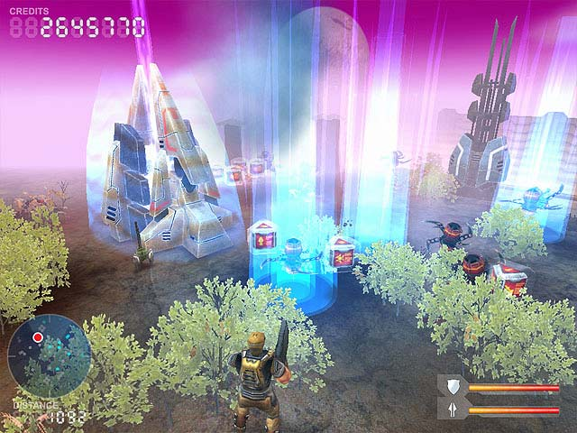 Devastation Zone Troopers Screenshot 3