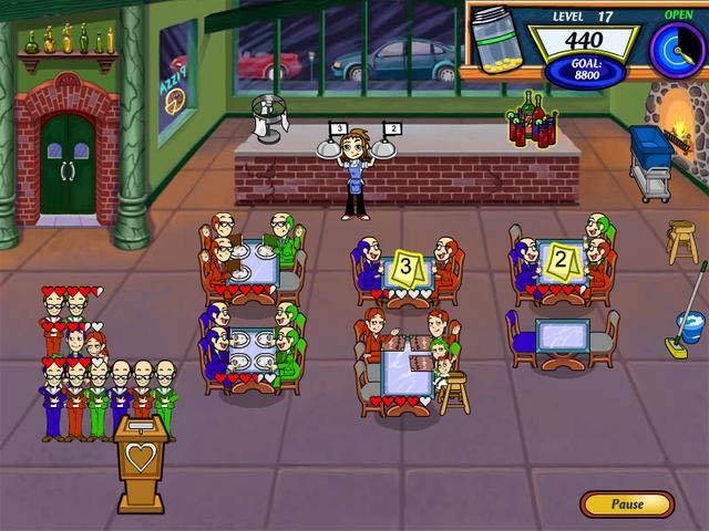 Diner Dash 2 Screenshot 3