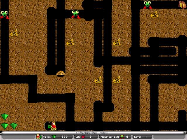 Double Digger Screenshot 1