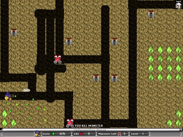 Double Digger Screenshot 3