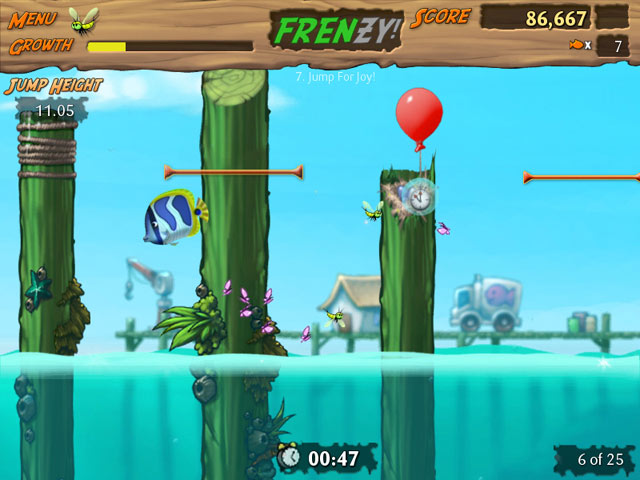 Feeding Frenzy 2 Screenshot 3