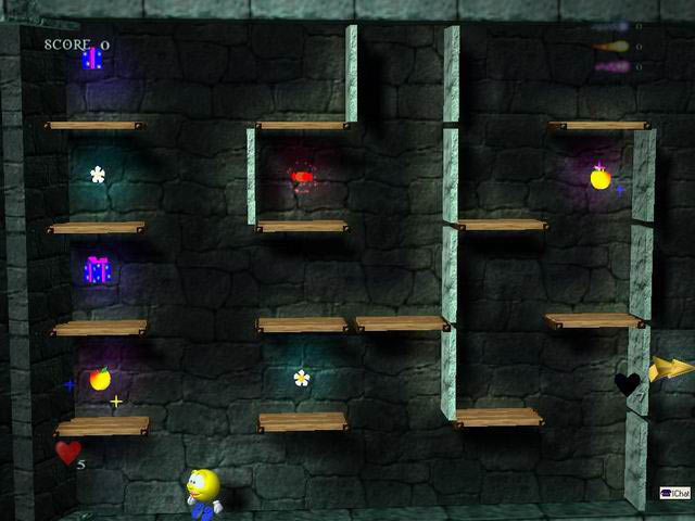 Flying Doughman Screenshot 4