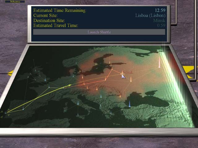 Global Defense Network Screenshot 2