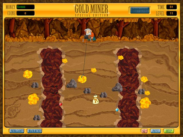 Gold Miner Special Edition Screenshot 2
