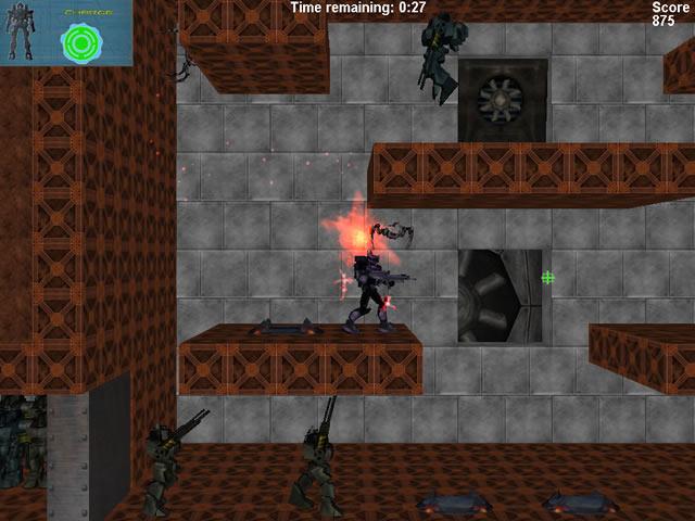 Gravity Drive Screenshot 1