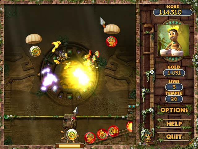 Inca Quest Screenshot 2