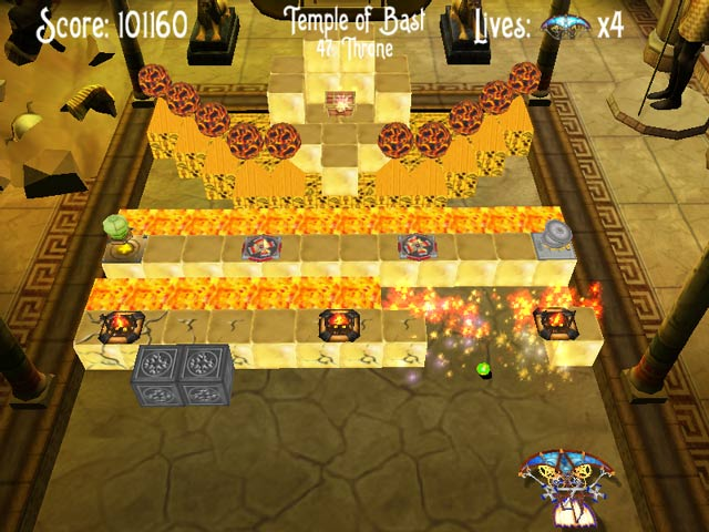 Incrediball: The Seven Sapphires Screenshot 3