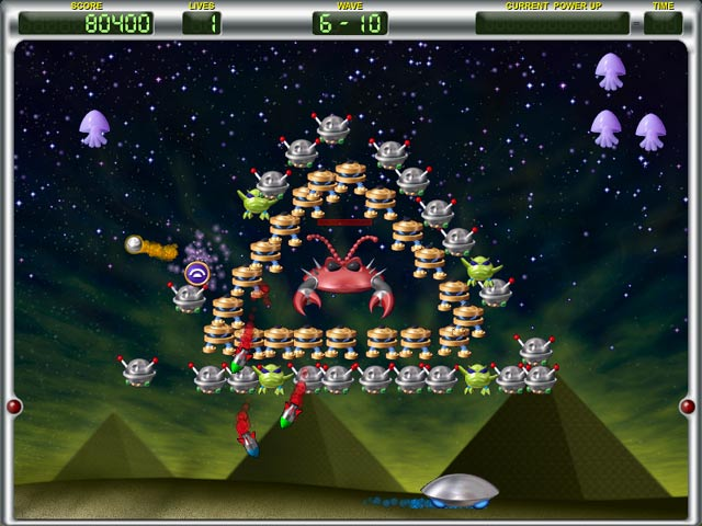 Invadazoid Screenshot 2
