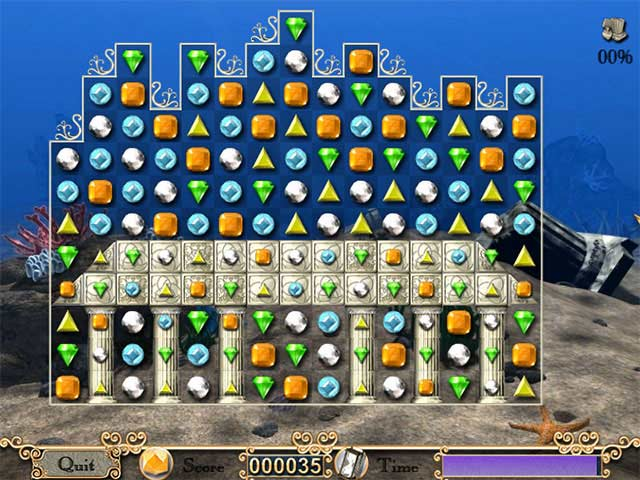 Jewel Of Atlantis Screenshot 1