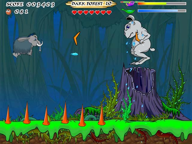 Jungle Heart Screenshot 4
