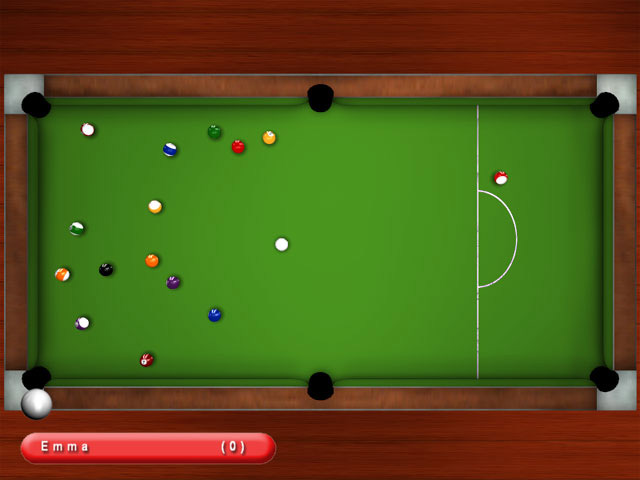Kick Shot Pool Screenshot 2