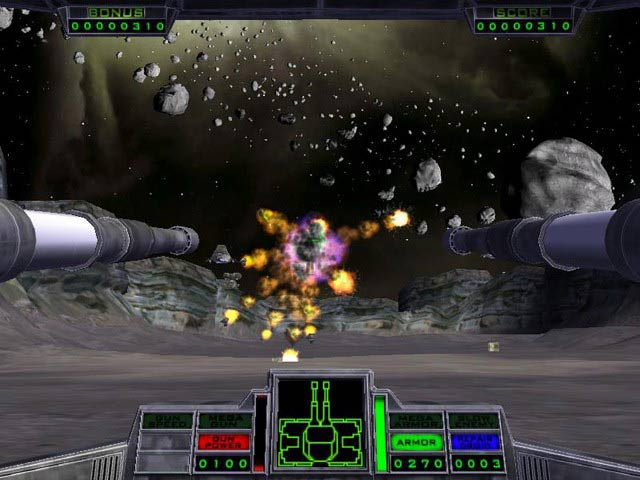 Last Galaxy Hero Screenshot 4