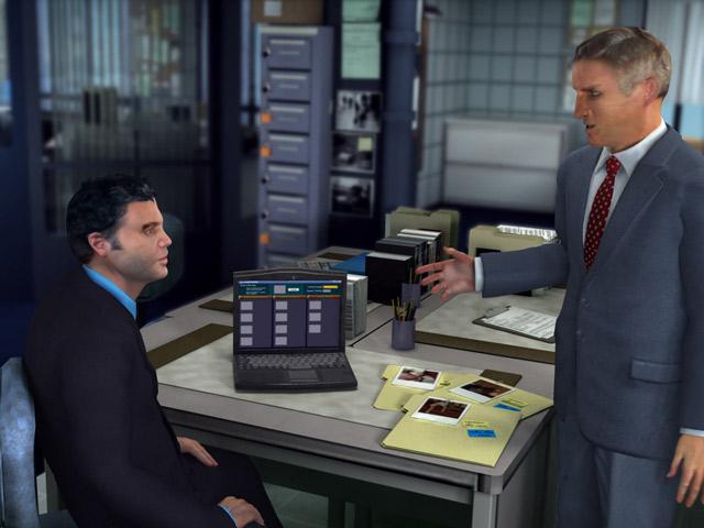 Law & Order Criminal Intent: The Vengeful Heart Screenshot 2