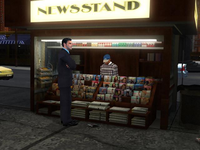 Law & Order Criminal Intent: The Vengeful Heart Screenshot 4