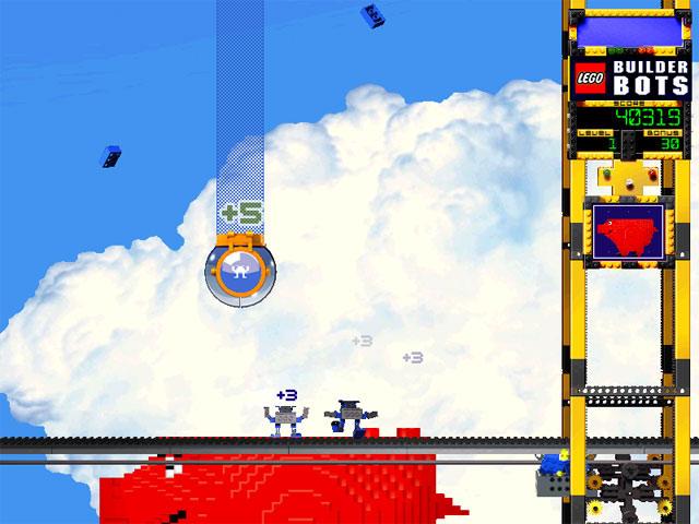 LEGO Builder Bots Screenshot 1
