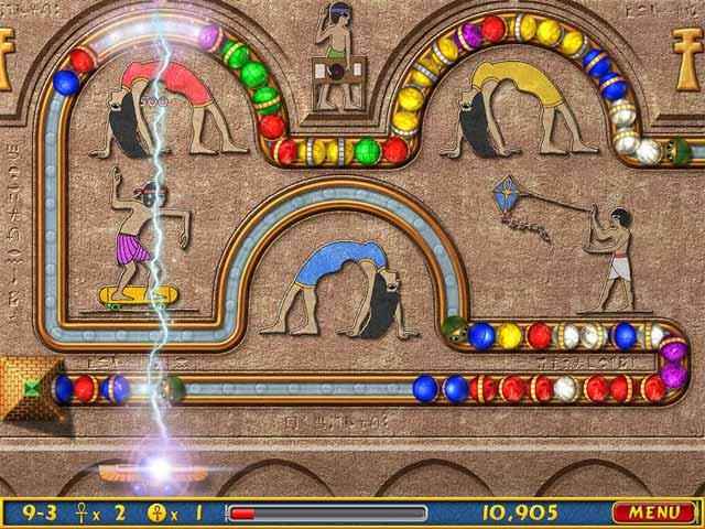 Luxor: Amun Rising Screenshot 2