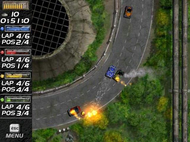Mad Cars Screenshot 1
