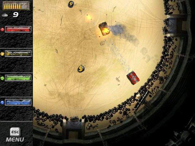 Mad Cars Screenshot 3