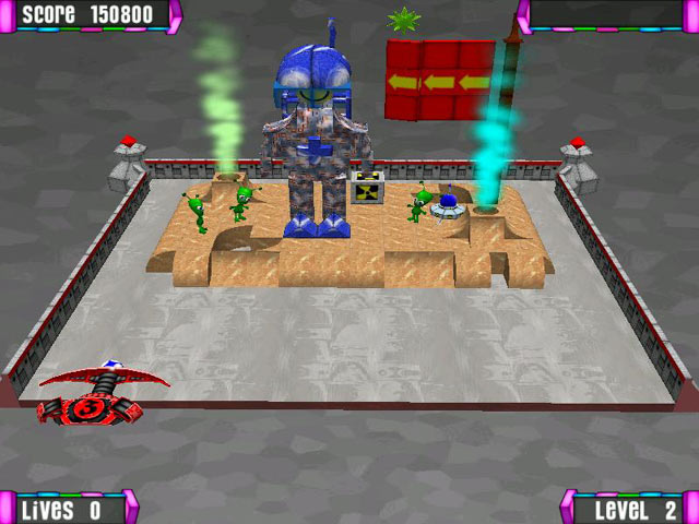 Magic Ball 2: New Worlds Screenshot 1
