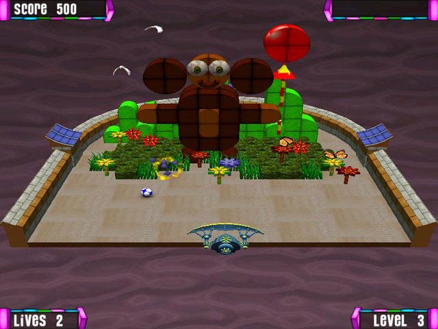 Magic Ball 2: New Worlds Screenshot 3