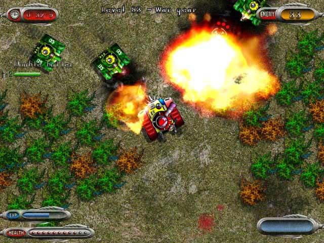 R.I.P: Strike Back Screenshot 1