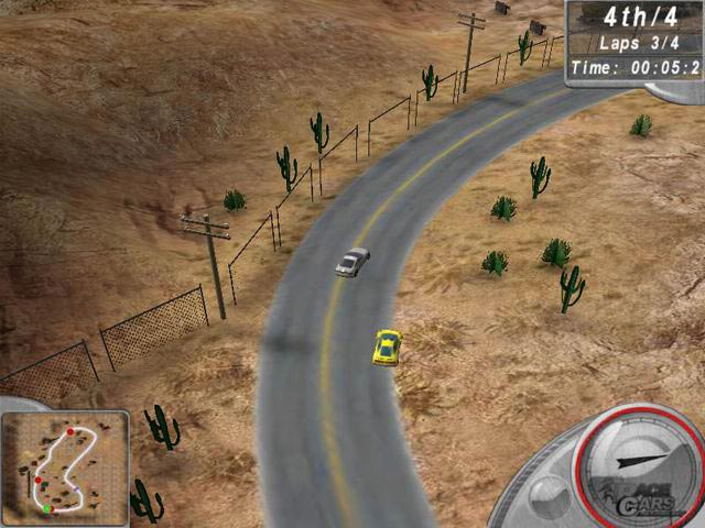 Race Cars The Extreme Rally Screenshot 4