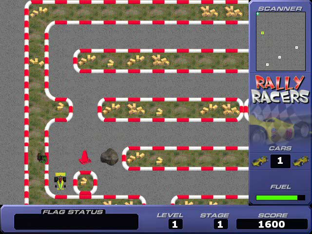 Rally Racers Screenshot 1