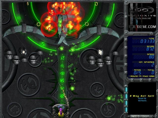 Ricochet Lost Worlds Screenshot 4