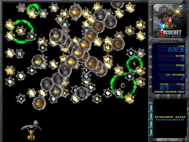 Ricochet Lost Worlds: Recharged Screenshot 4