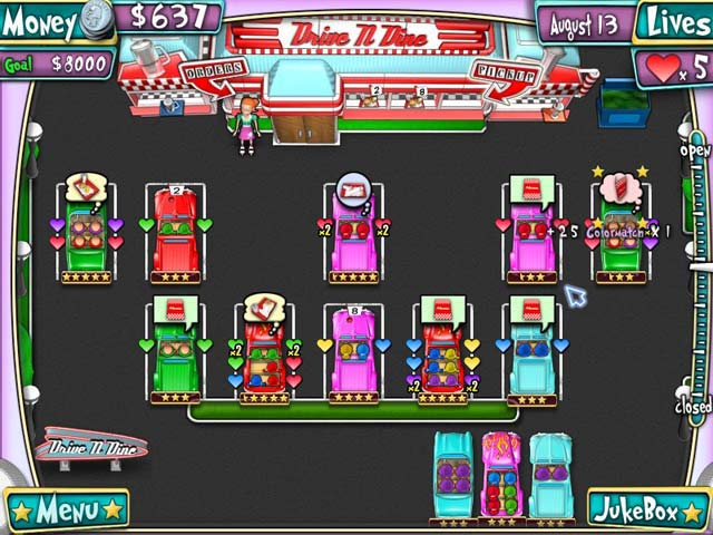 Roller Rush Screenshot 2