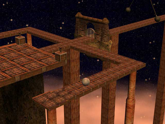Slickball Screenshot 1
